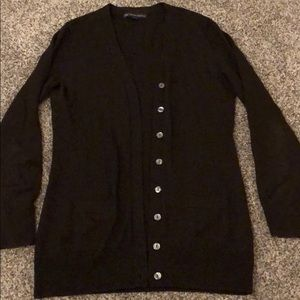 Brooks Brothers Boyfriend Cardigan